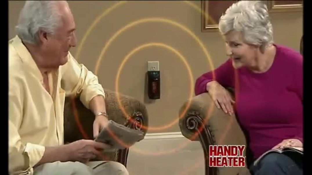 Handy Heater TV Commercial Calientito Commercial - TVCAD