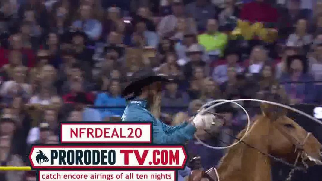 ProRodeo TV Commercial Ad 2018 National Finals Rodeo Commercial -TVCommercialAd.com