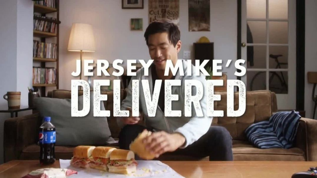 Jersey Mikes TV Commercials Living Room- Uber Eats Commercial -TVCommercialAd.com