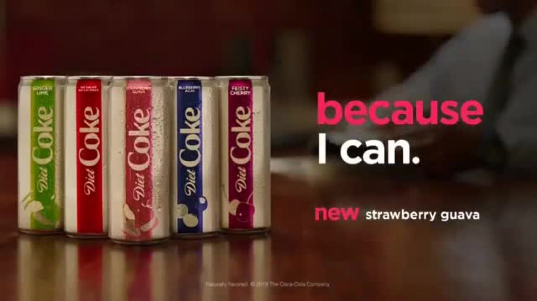 Watch 2019 TV Commercial Diet Coke Strawberry Guava Big Meeting