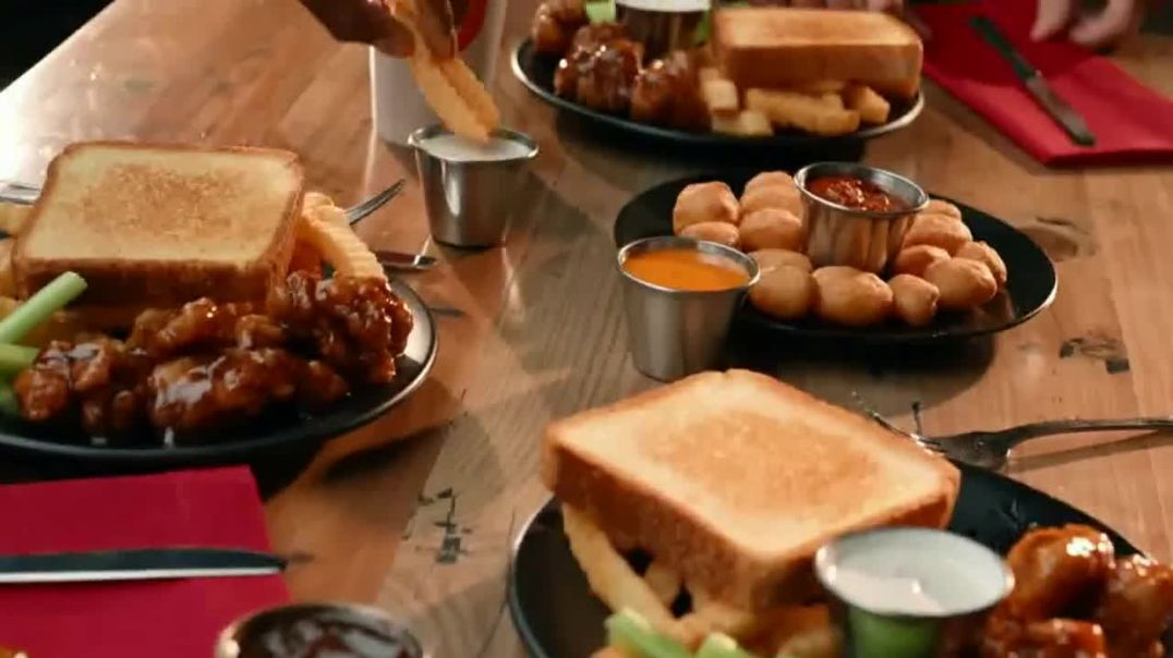 Zaxbys Boneless Wings Meal TV Commercials Crew Commercial -TVCommercialAd.com