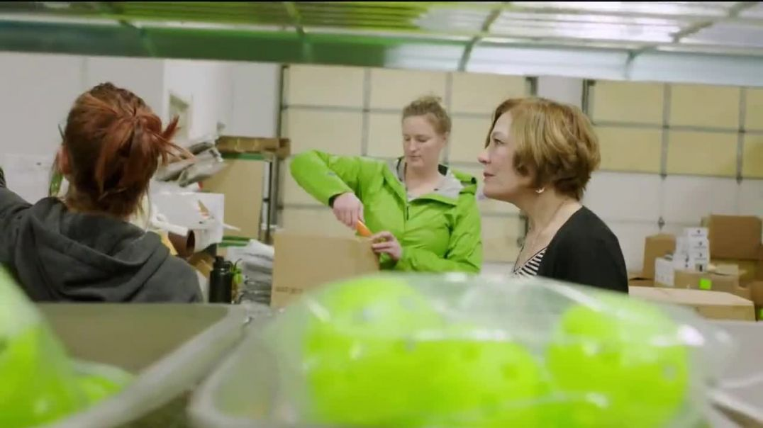 Comcast Business TV Commercial Pickleball Central Commercial - TVCommercialAd.com