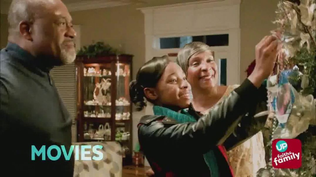 UP Faith & Family TV Commercial Ad Christmas Movies and Concerts Commercial -TVCommercialAd.co