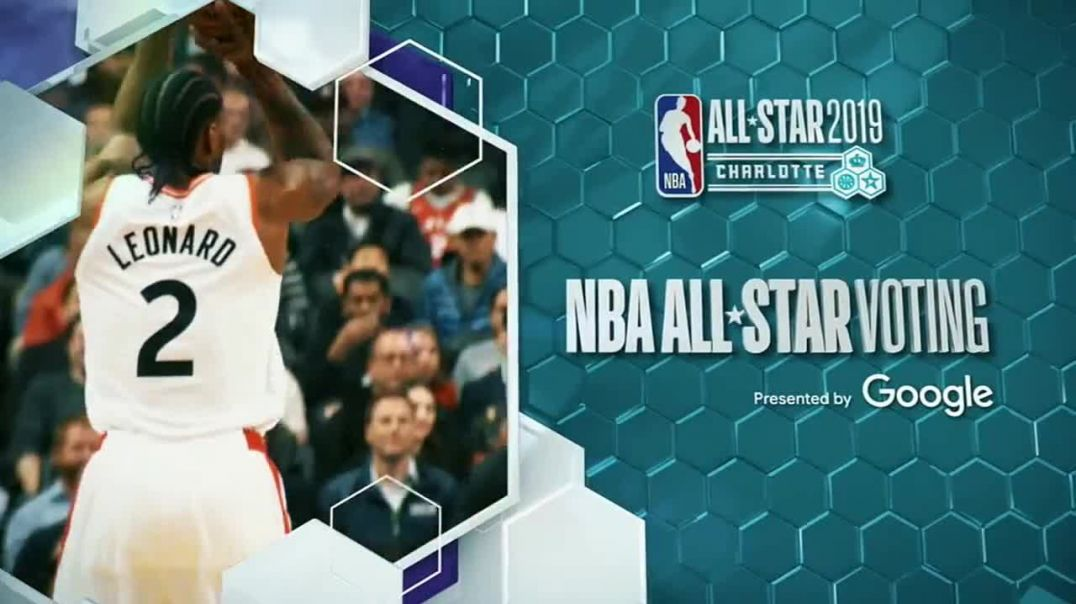 NBA TV Commercial Ad 2019 NBA All-Star Voting  Commercial -TVCommercialAd.com