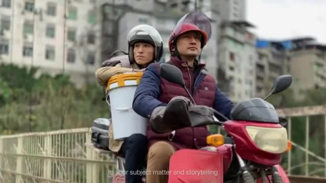 Watch Apple TV Commercial Ad Chinese New YearJia Zhangke on Depth ControlApple