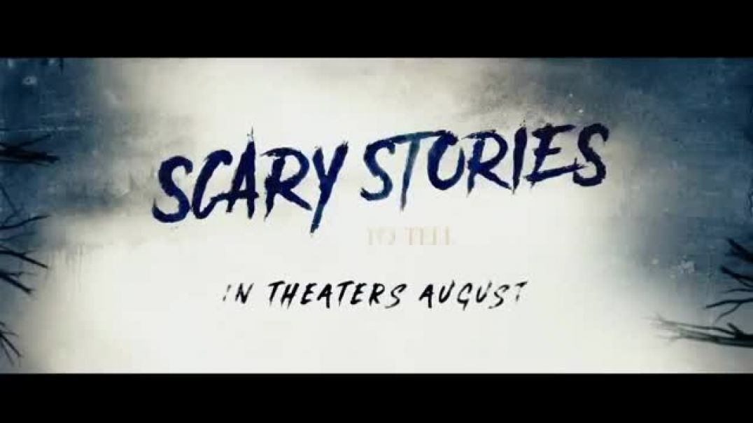 Watch Scary Stories to Tell in the Dark TV Movie Trailer 2019