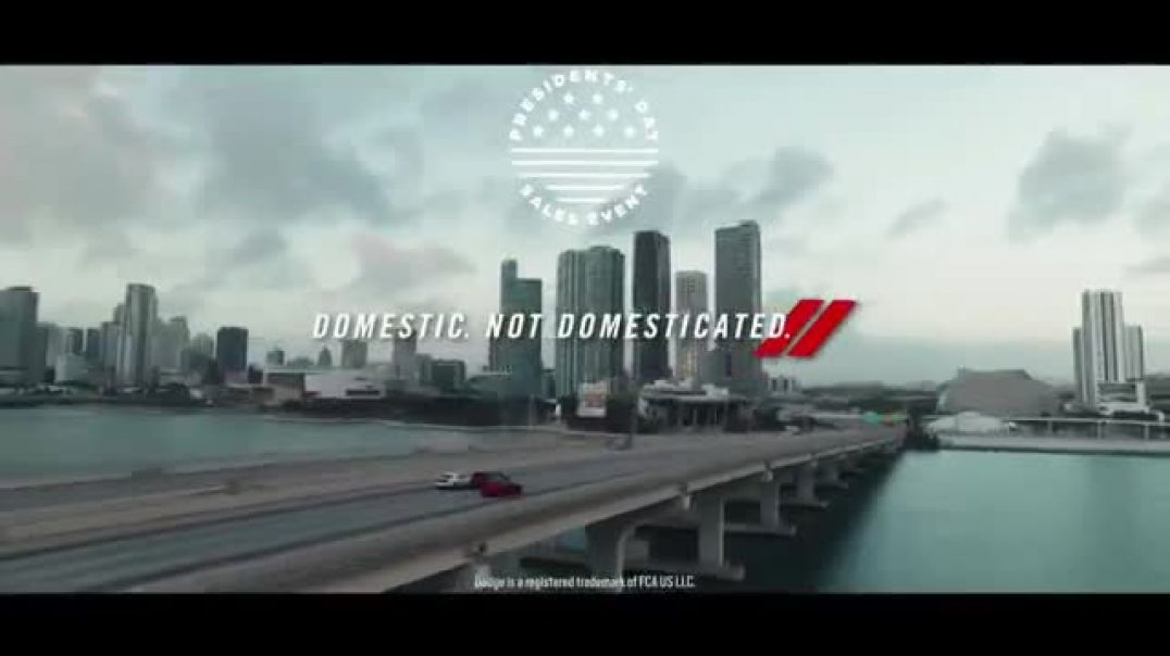 Dodge Presidents Day Sales Event TVC Must Be Another Dodge Commercial Ad 2019