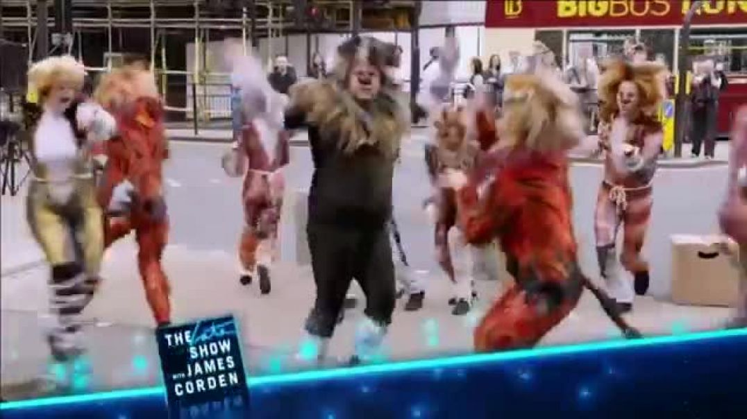 The Late Late Show Super Bowl 2019 TV Promo James Does It All