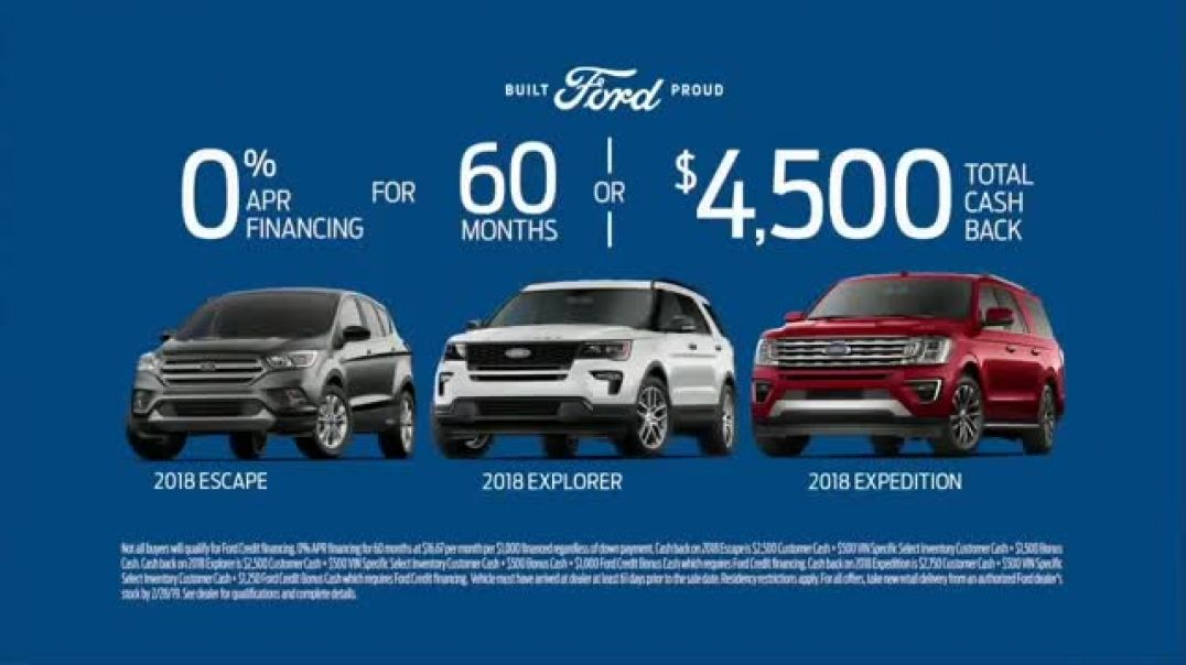 Ford TV Comercials Get a Ford For 115 Years Commercial 2019 Song by The Heavy