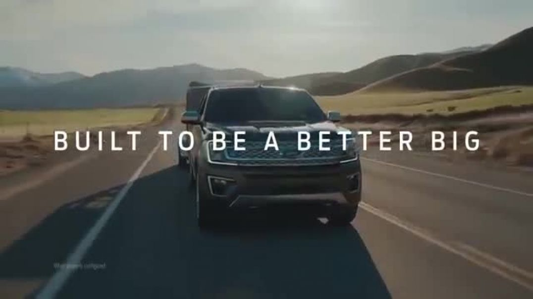 2019 Ford Expedition Leave No One Commercial 2019