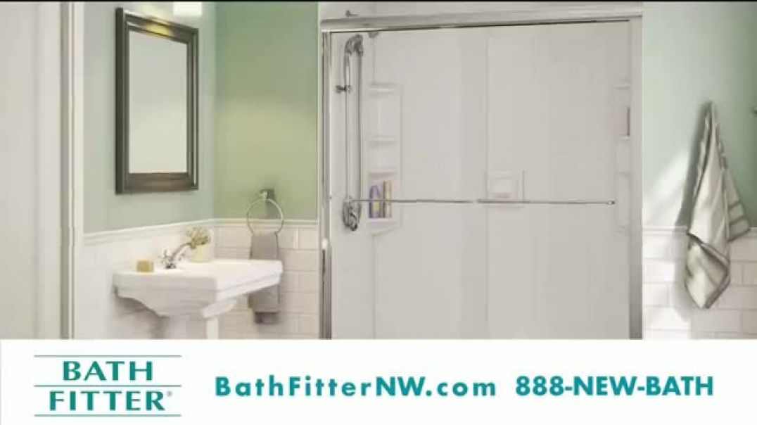 Bath Fitter We Pay the Sales Tax Commercial 2019