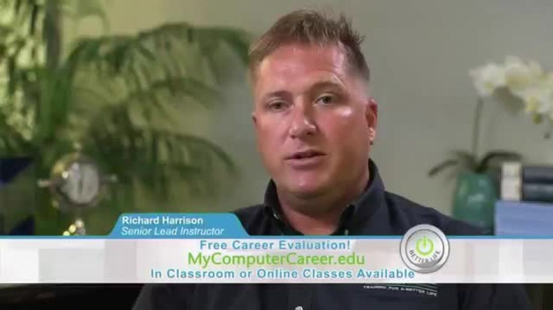 MyComputerCareer TV Commercial Ads 2019 Same Old Job - TVCommercialAd.com