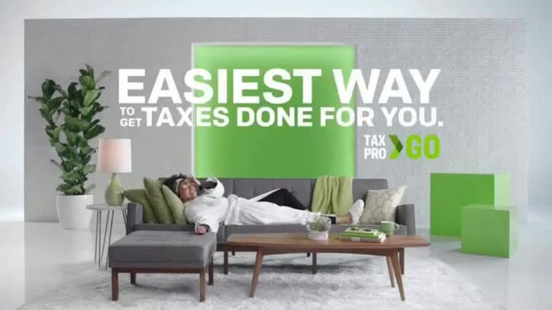 H&R Block Tax Pro Go Whatever You Want Commercial 2019