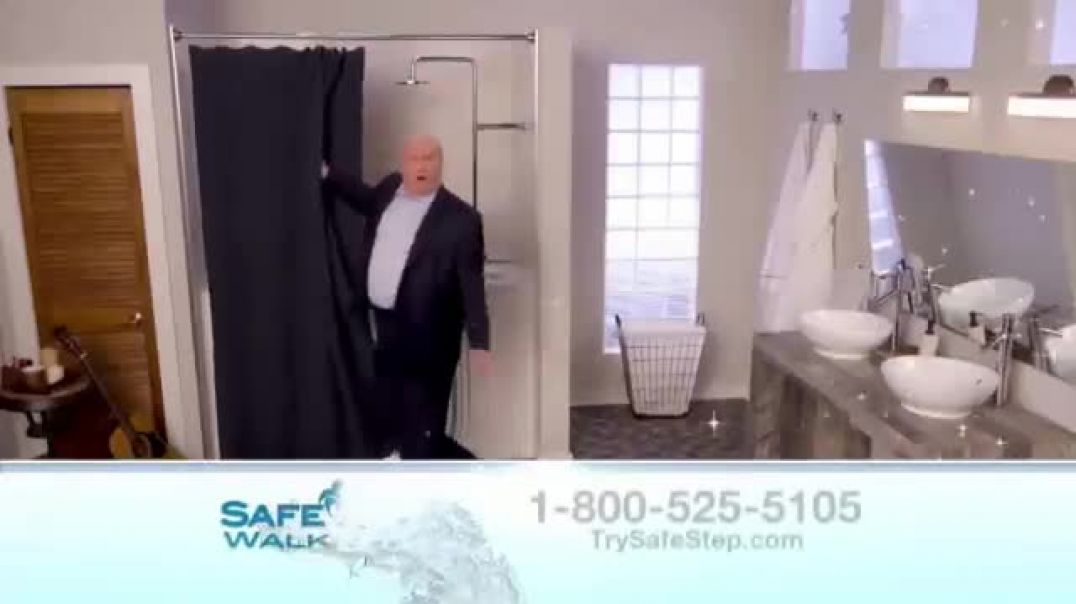 Safe Step His Secret Is Revealed Featuring Terry Bradshaw Commercial 2019