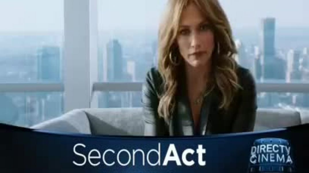DIRECTV Cinema TV Commercial Ad Second Act Commercial 2019