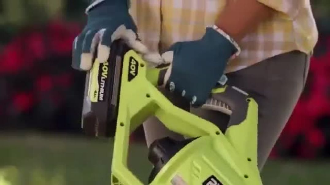 The Home Depot TV Commercial Ad Latest Innovations Toro Commercial 2019