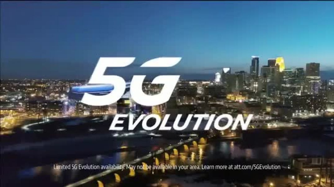 AT&T Wireless 5G Evolution TV Commercial Ad OK March Madness Freebird Commercial 2019