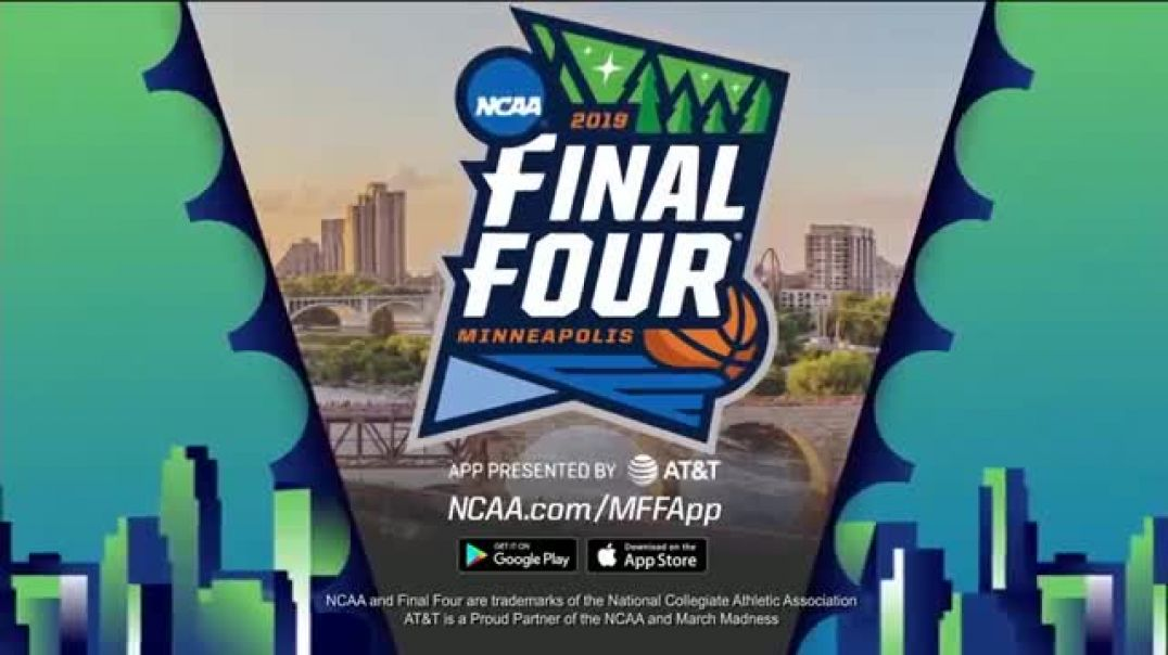 NCAA Final Four Minneapolis App TV Commercial ad Stay Connected Commercial 2019