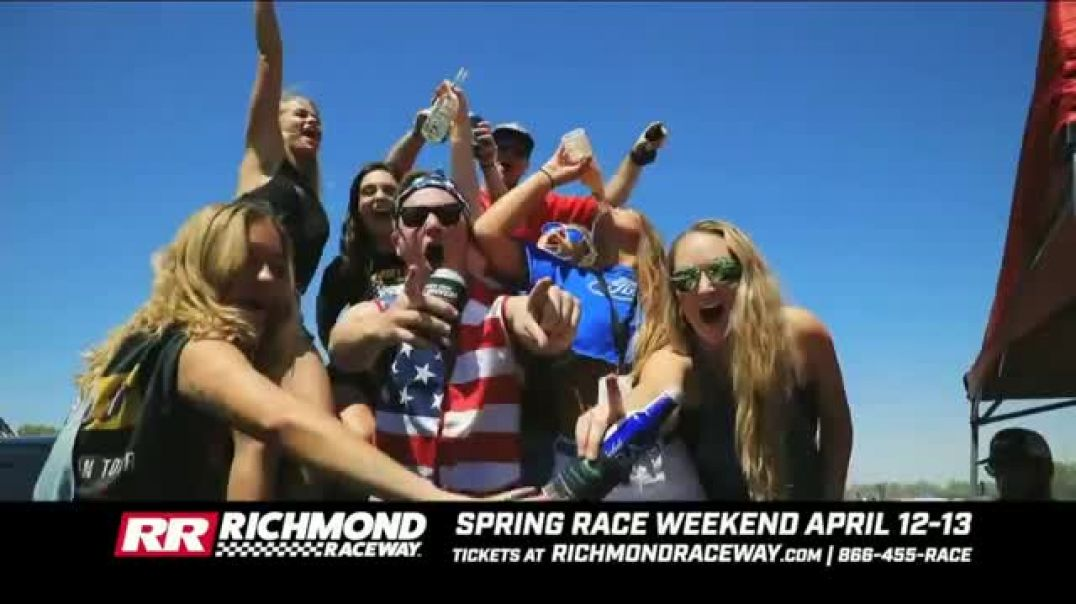 Richmond International Raceway TV Commercial ad 2019 Spring Race Weekend Commercial Song by The Sei