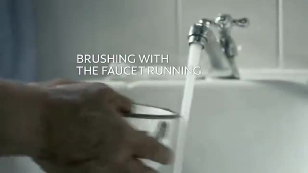 Colgate TV Commercial Ad Every Drop Counts Commercial 2019