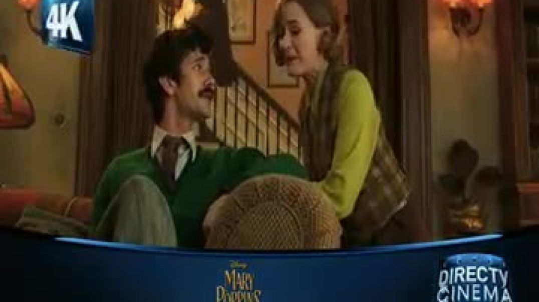 DIRECTV Cinema TV Commercial Ad Mary Poppins Returns Commercial 2019