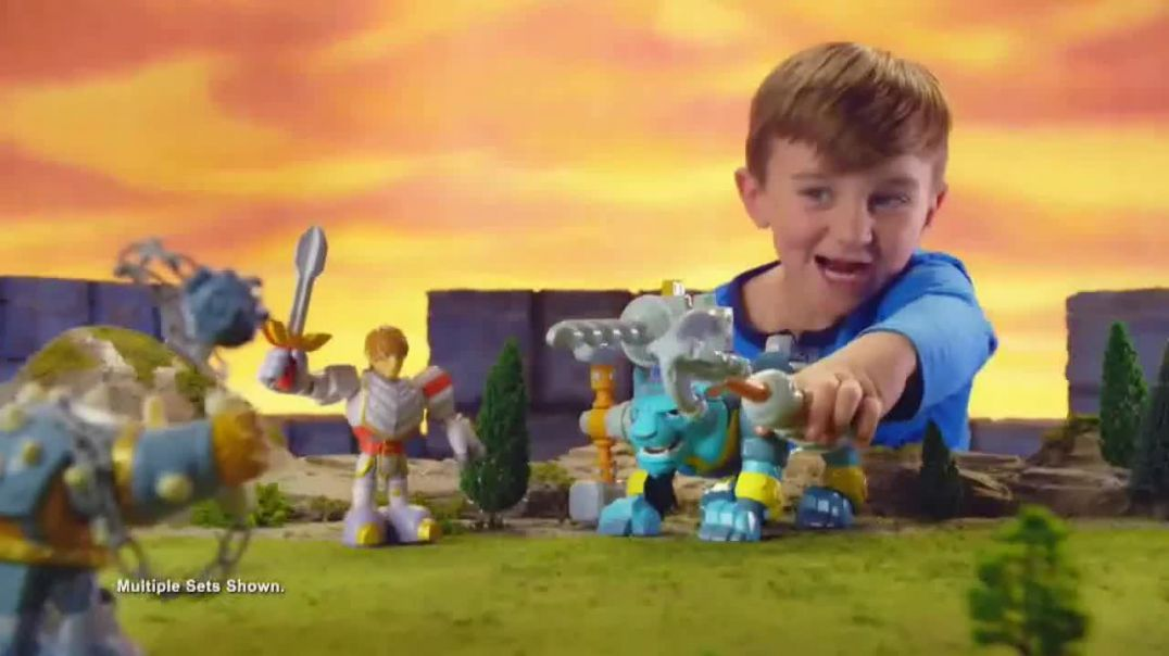 Kingdom Builders Build A Beast TV Commercial Bashing Smashing and Crashing Commercial Ad