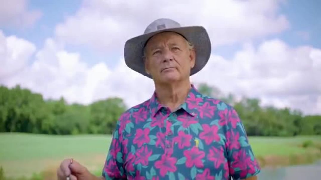 Golf Channel TV Commercial Ad Shop William Murray Golf by Bill Murray Commercial 2019