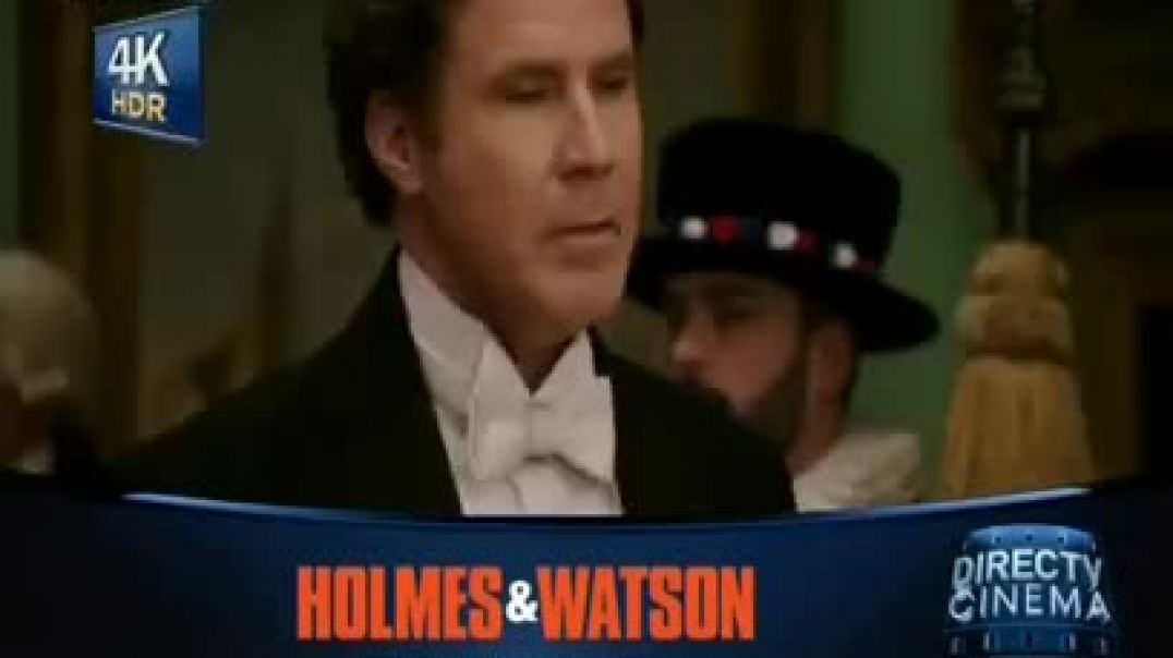 DIRECTV Cinema TV Commercial Ad Holmes & Watson Commercial 2019