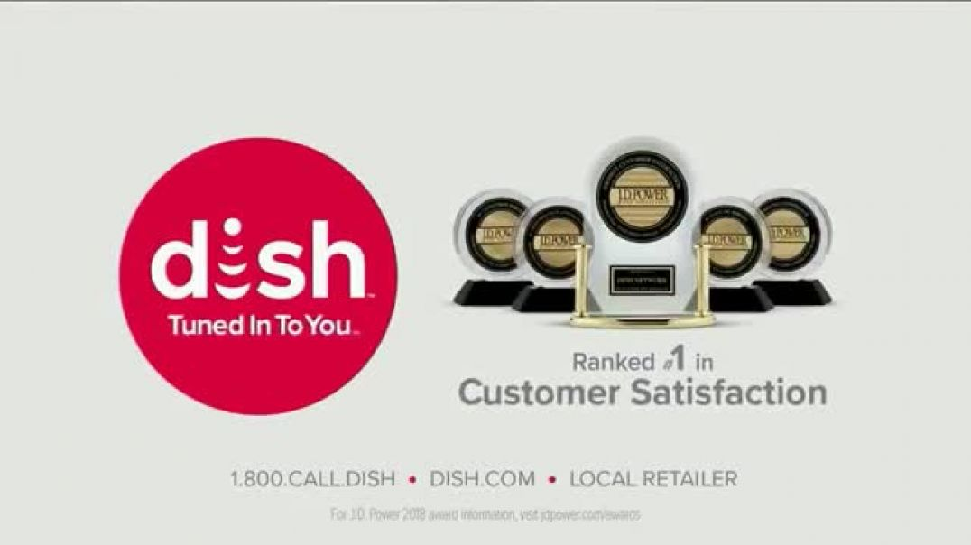 Dish Network TV Commercial Ad Watch Commercial 2019