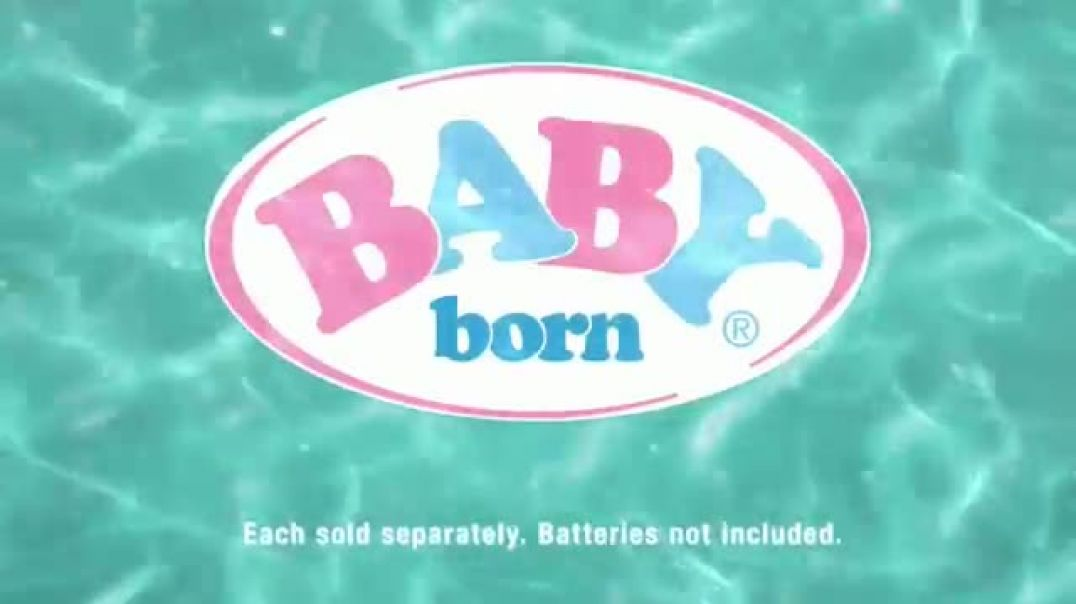 BABY born Mommy Look I Can Swim! TV Commercial ad Disney Channel Good Times Commercial 2019