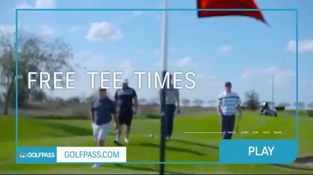 GolfPass TV Commercial ad Exclusive New Shows Commercial Featuring Rory McIlroy Commercial 2019