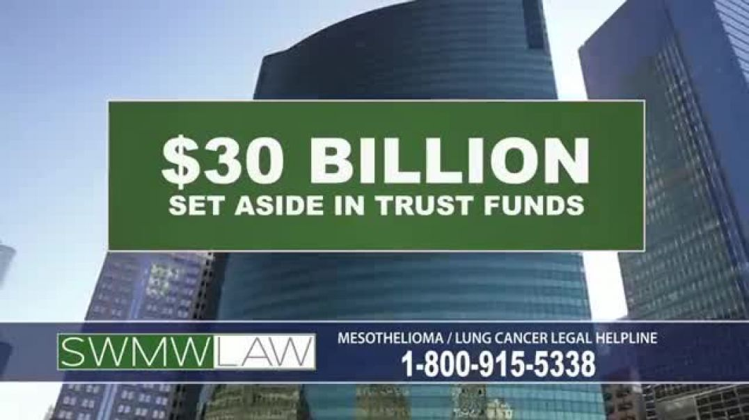SWMW Law TV Commercial Ad Mesothelioma Victims Commercial 2019