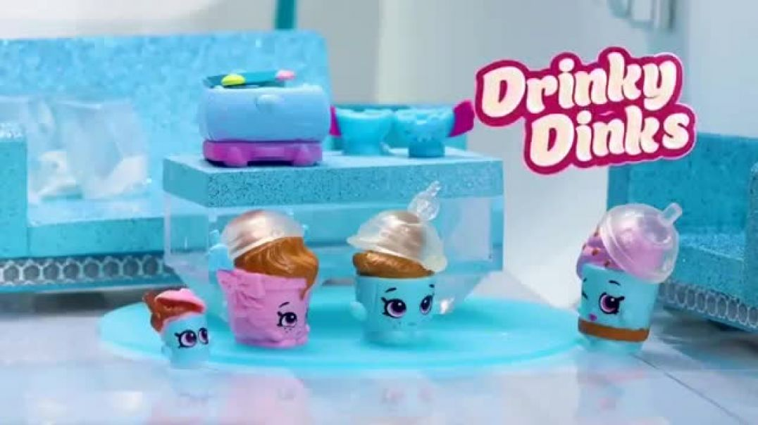 Shopkins Family Mini Packs TV Commercial ad So Many Family Stories Commercial 2019