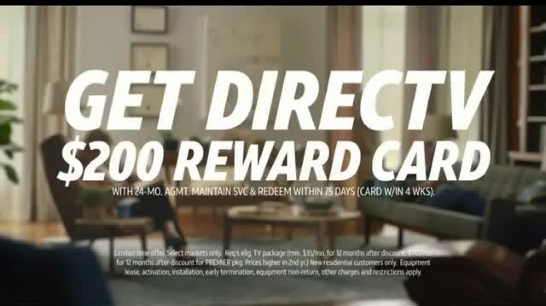 DIRECTV TV Commercial Ad Therapy Sessions Commercial 2019