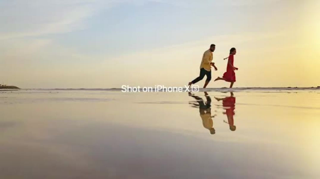 Apple TV Commercial Ad Finding Balance Shot on iPhone XS Apple Commercial 2019