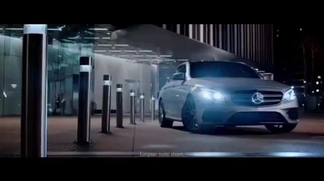 2019 MercedesBenz EClass TV Commercial Ad Tomorrow Commercial 2019