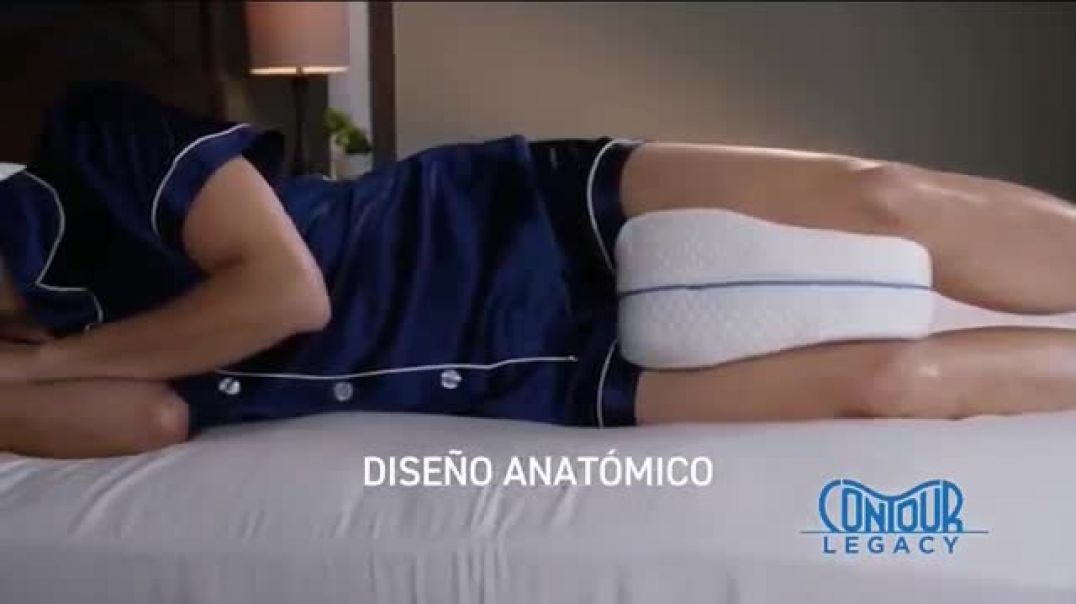 Contour Legacy Leg Pillow TV Commercial Ad Ad Se amolda naturalmente Commercial 2019