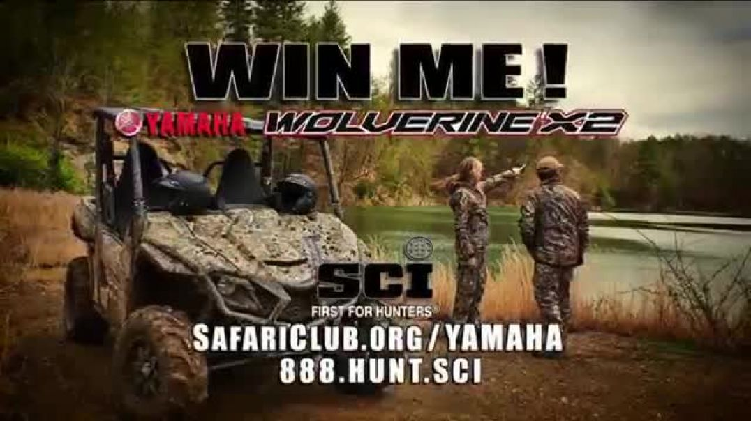 Safari Club TV Commercial Ad Win a Yamaha Wolverine X2 Commercial 2019