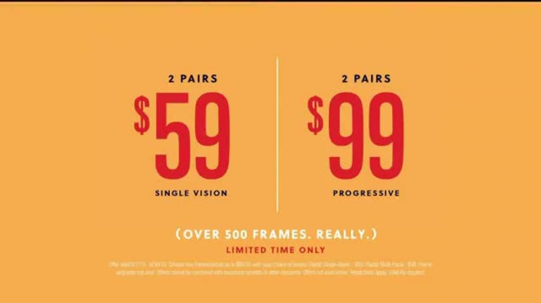 Visionworks TV Commercial Ad The Council for Eye Care Complexity Commercial 2019