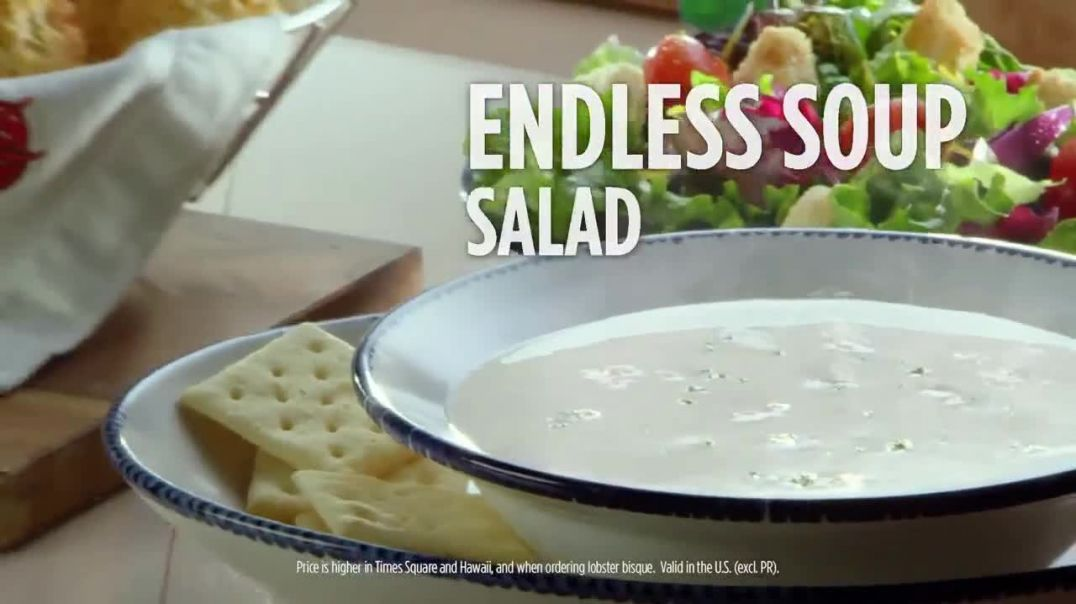 Red Lobster Seafood Lovers Lunch TV Commercial Ad Options Commercial 2019