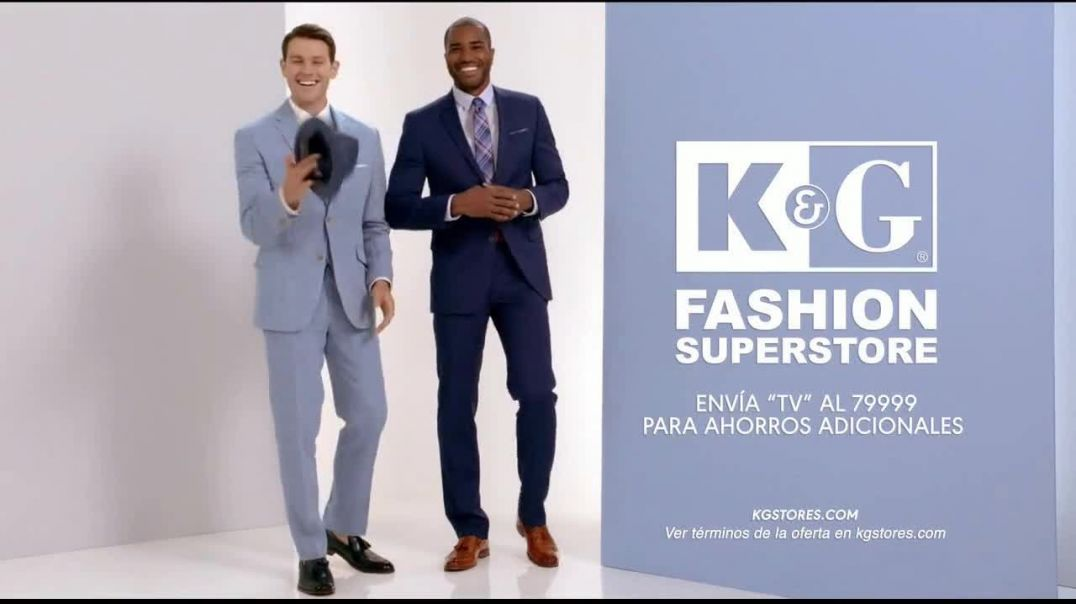 K&G Fashion Superstore TV Commercial Ad Día del padre celebra a papá Commercial 2019