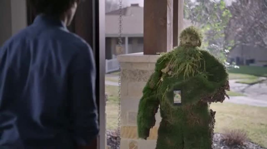 Orbit BHyve TV Commercial Ad Grass Man With a Dry Spot commercial 2019