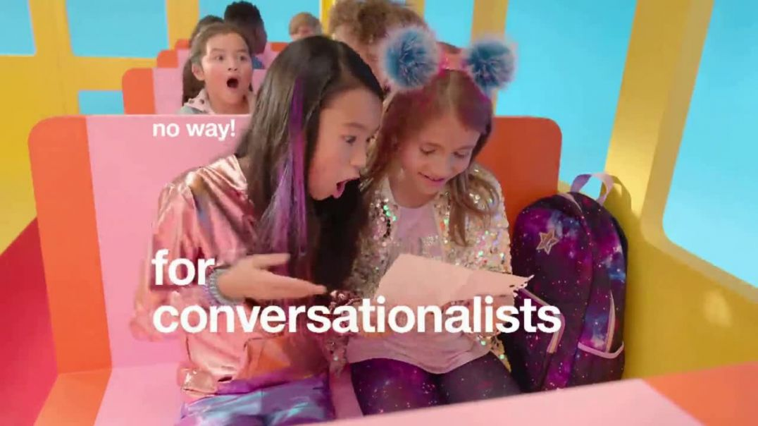 Target TV Commercial ad Back to School School Bus commercial 2019