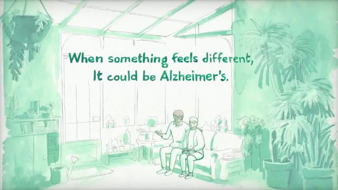 Alzheimers Association TV Commercial Ad Julies Reading commercial 2019