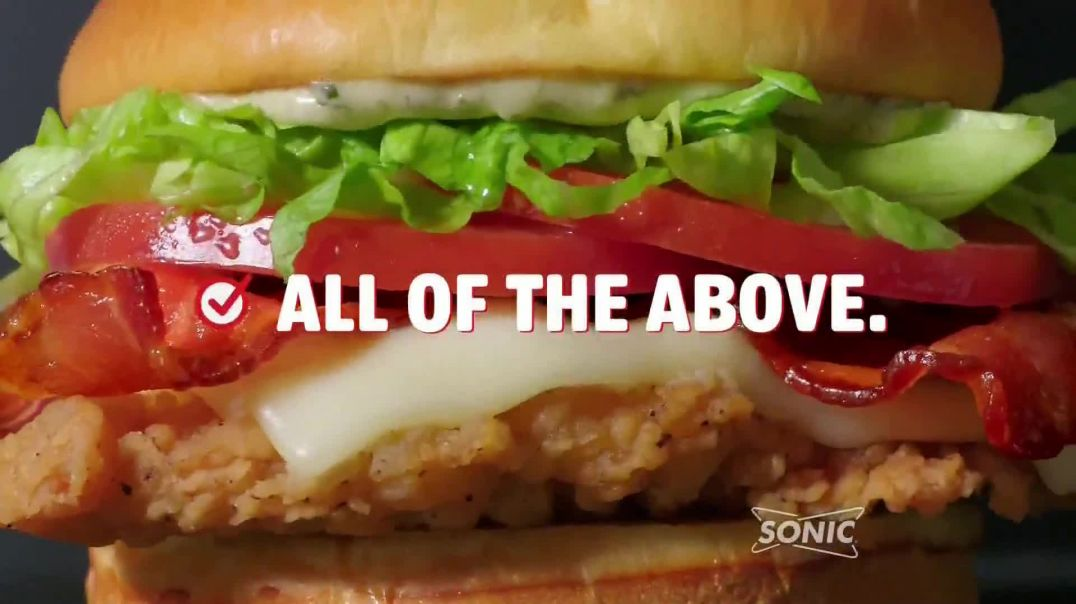 Sonic DriveIn Summertime BLTs TV Commercial Ad Quiz Commercial 2019