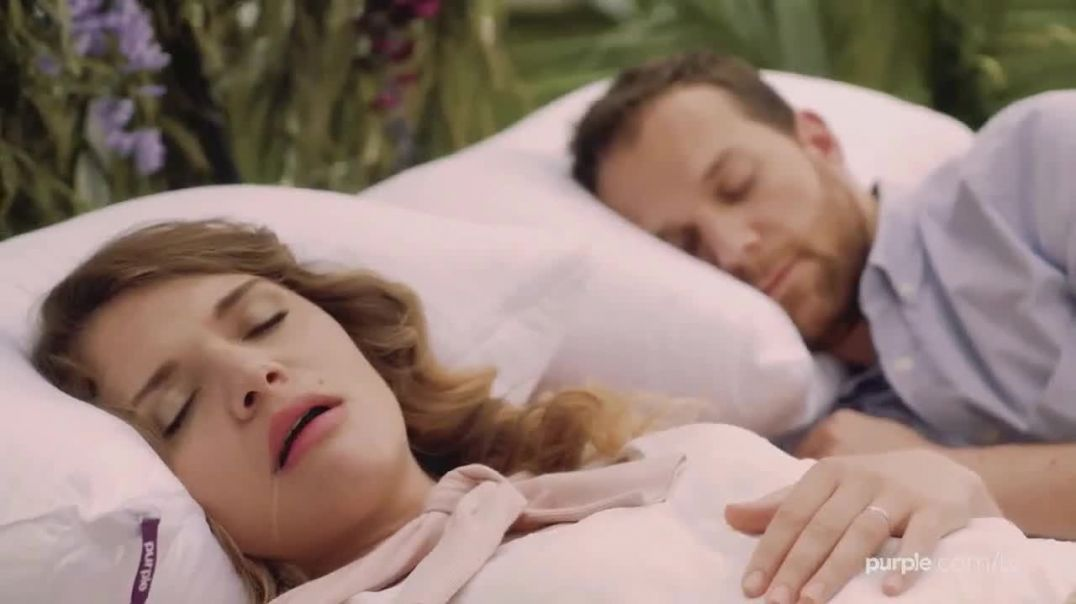 Purple Mattress TV Commercial Ad Whole New Level Commercial 2019
