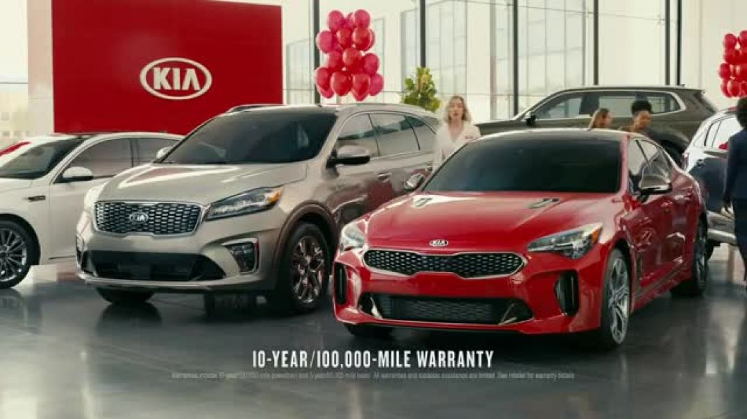 Kia Summer Sales Event TV Commercial Ad Exciting Time TV Commercial 2019