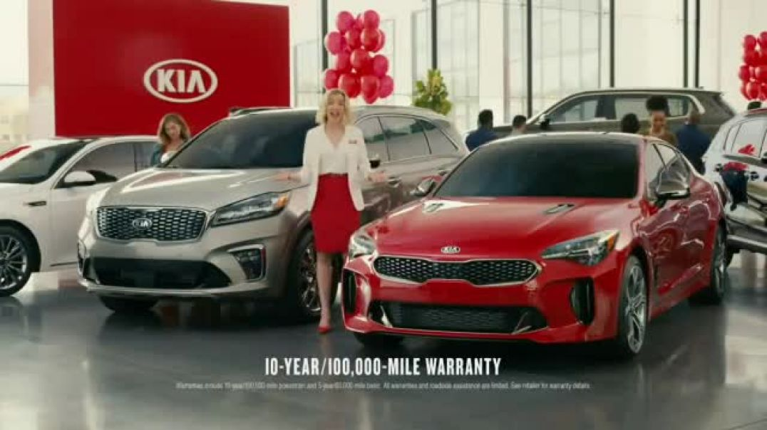 Kia Summer Sales Event TV Commercial Ad Exciting Time commercial 2019