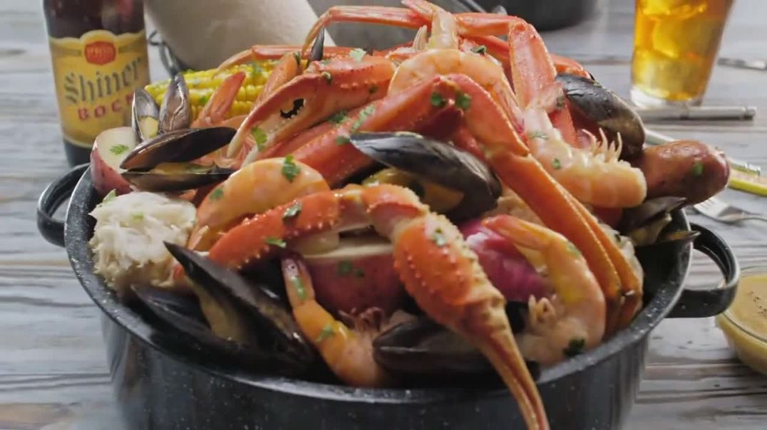 Watch Joes Crab Shack Texas Steampot Commercial Crabs For Pots Not Pets TV Commercial Ad 2019