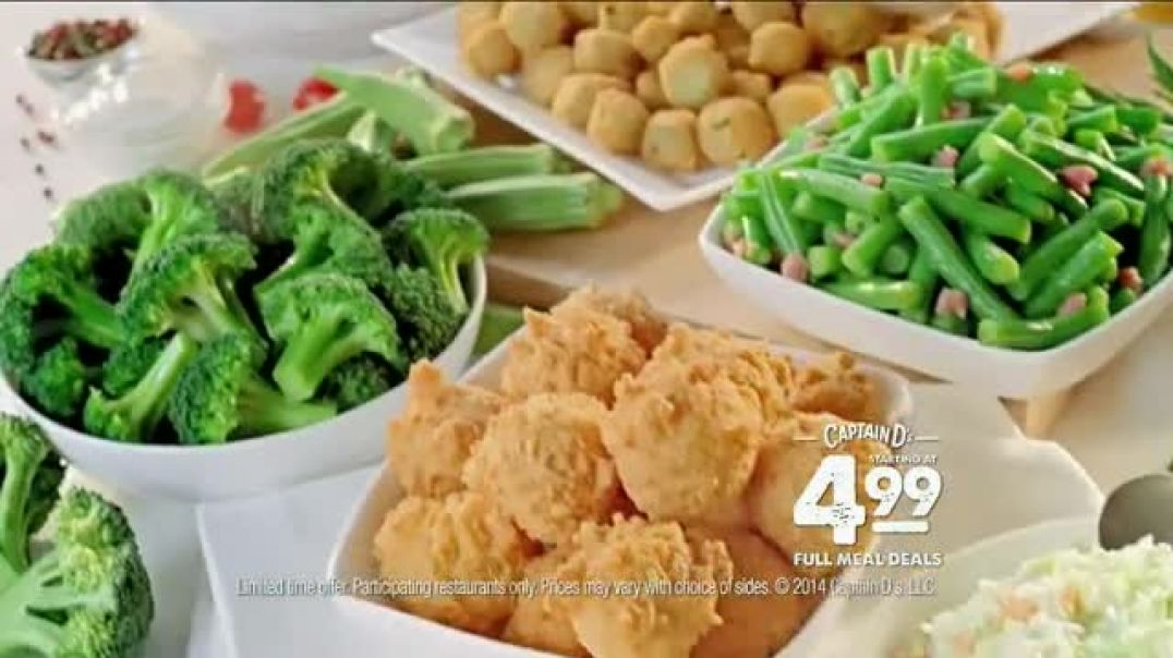 Watch Captain Ds Commercial Seafood Deals TV Commercial Ad 2019